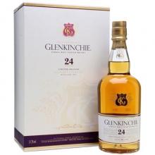 格兰昆奇24年桶装原酒限量版单一麦芽苏格兰威士忌 Glenkinchie 1991 24 Years Old Limited Release 2016 Single Malt Scotch Whisky 700ml