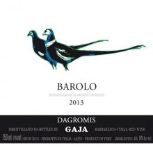 嘉雅酒庄格米巴罗洛干红葡萄酒 Gaja Dagromis Barolo DOCG 750ml