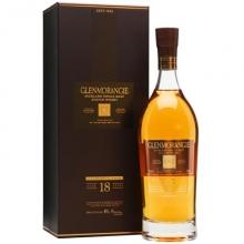 【限时特惠】格兰杰18年单一麦芽苏格兰威士忌 Glenmorangie 18 Years Old Highland Single Malt Scotch Whisky 700ml