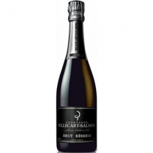 【预订】沙龙帝皇珍藏香槟Billecart Salmon Brut Reserve NV 750ml