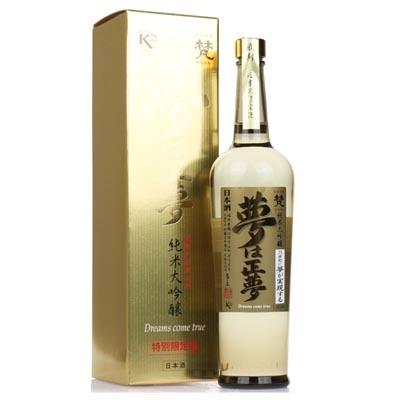 梵·梦正梦纯米大吟酿清酒 Born Dreams Come True Junmai Daiginjo Sake 1000ml