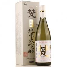 梵·三割八分特撰纯米大吟酿清酒 Born Tokusen Junmai Daiginjo Sake