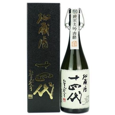 十四代秘藏纯米大吟酿清酒