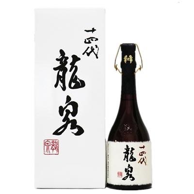 十四代龙泉纯米大吟酿清酒 720ml
