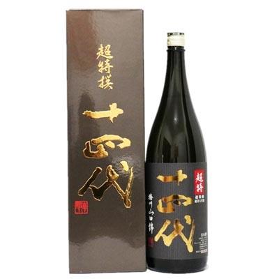 十四代超特选纯米大吟酿清酒