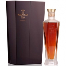 麦卡伦1824大师系列耀钻单一麦芽苏格兰威士忌 Macallan Decanter Series No.6 in Lalique Single Malt Scotch Whisky 700ml