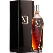 麦卡伦1824大师系列莱俪水晶瓶亚洲限量版单一麦芽苏格兰威士忌 Macallan 1824 Series M Single Malt Scotch Whisky 700ml