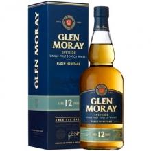 【国庆特惠】格兰莫雷埃尔金传承12年单一麦芽苏格兰威士忌 Glen Moray Elgin Heritage 12 Year Old Single Malt Scotch Whisky 700ml