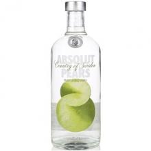 绝对苹果梨味伏特加 Absolut Pears Vodka 750ml
