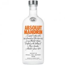 绝对柑橘味伏特加 Absolut Mandrin Vodka 750ml