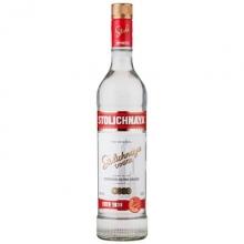 苏连红牌伏特加 Stolichnaya Vodka 750ml