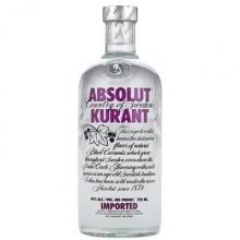 绝对黑加仑味伏特加 Absolut Kurant Vodka 750ml