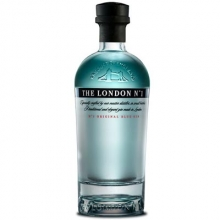 伦敦一号经典蓝金酒 The London Gin Co. No 1 Original Blue Gin 700ml