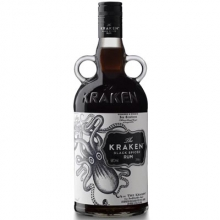 挪威海怪黑朗姆酒 The Kraken Black Spiced Rum 700ml