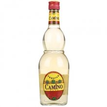 懒虫金龙舌兰酒 Camino Real Gold Tequila 750ml