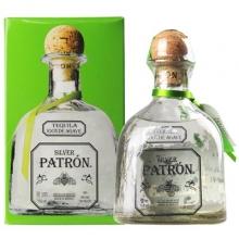 培恩银樽龙舌兰酒 Patron Tequila Silver 750ml
