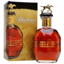 波兰顿金标单桶波本威士忌 Blanton's Gold Edition Kentucky Straight Bourbon Whiskey 750ml