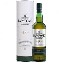 拉弗格18年单一麦芽苏格兰威士忌 Laphroaig Aged 18 Years Islay Single Malt Scotch Whisky 700ml