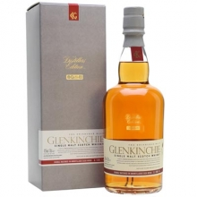 格兰昆奇酒厂限定版单一麦芽苏格兰威士忌 Glenkinchie The Distillers Edition Single Malt Scotch Whisky 700ml