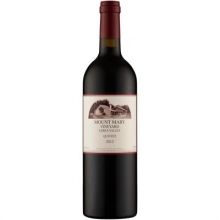 玛丽山酒庄五重奏干红葡萄酒 Mount Mary Vineyard Quintet Red Blend 750ml