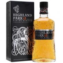 高原骑士12年维京荣耀单一麦芽苏格兰威士忌 Highland Park Aged 12 Years Viking Honour Single Malt Scotch Whisky 700ml