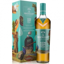 麦卡伦概念1号单一麦芽苏格兰威士忌 The Macallan Concept No.1 Single Malt Scotch Whisky 700ml