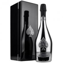 黑桃A香槟白中白铂金特酿版 Armand de Brignac Ace of Spades Silver Blanc de Blancs 750ml