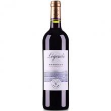 拉菲传奇波尔多法定产区干红葡萄酒 Lafite Legende 750ml