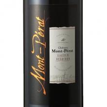 蒙佩奇酒庄霹雳山庄干红葡萄酒 Chateau Mont Perat 750ml