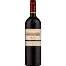 拉菲巴斯克十世干红葡萄酒 LE DIX DE LOS VASCOS 750ml