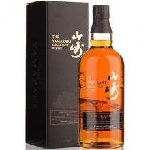 山崎2017年限量版单一麦芽威士忌 The Yamazaki Limited Edition 2017 Single Malt Whisky 700ml