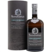 布纳哈本泥煤原桶单一麦芽苏格兰威士忌 Bunnahabhain Cruach-Mhona Islay Single Malt Scotch Whisky 1000ml
