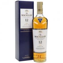麦卡伦12年双桶单一麦芽苏格兰威士忌 Macallan 12YO Double Cask Highland Single Malt Scotch Whisky 700ml