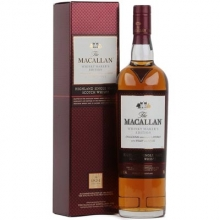 麦卡伦1824系列大师风华单一麦芽苏格兰威士忌 Macallan 1824 Maker's Edition Highland Single Malt Scotch Whisky 700ml
