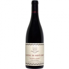 【限时特惠】圣戈斯酒庄阿尔比恩干红葡萄酒 Chateau de Saint Cosme Cotes du Rhone Les Deux Albion 750ml