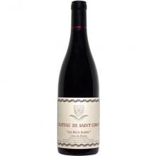 圣戈斯酒庄阿尔比恩干红葡萄酒 Chateau de Saint Cosme Cotes du Rhone Les Deux Albion 750ml