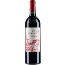 【限量秒杀】宝雅酒庄正牌干红葡萄酒 Chateau Belair Monange 750ml