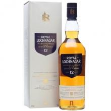 皇家蓝勋12年单一麦芽苏格兰威士忌 Royal Lochnagar Aged 12 Years Highland Single Malt Scotch Whisky 700ml