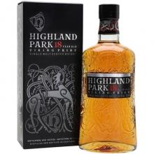 【限时特惠】高原骑士18年维京骄傲单一麦芽苏格兰威士忌 Highland Park Aged 18 Years Single Malt Scotch Whisky 700ml