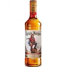 摩根船长金朗姆酒 Captain Morgan Spiced Original Gold Rum 700ml