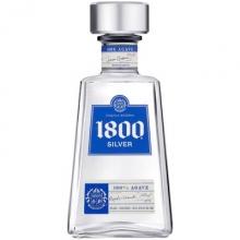 豪帅1800典藏银龙舌兰酒 Jose Cuervo 1800 Silver Tequila 750ml