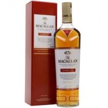 【中秋特惠】麦卡伦精粹2018年限量版单一麦芽苏格兰威士忌 Macallan Classic Cut Single Malt Scotch Whisky Limited 2018 Edition 700ml