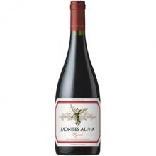 蒙特斯酒庄欧法西拉干红葡萄酒 Montes Alpha Syrah 750ml
