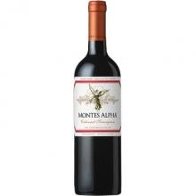 蒙特斯酒庄欧法赤霞珠干红葡萄酒 Montes Alpha Cabernet Sauvignon 750ml