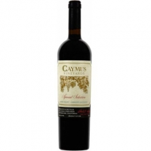 佳慕酒庄特选赤霞珠干红葡萄酒 Caymus Vineyards Special Selection Cabernet Sauvignon 750ml