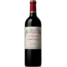 凯隆世家副牌干红葡萄酒 Le Marquis de Calon Segur 750ml
