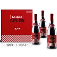 皮埃尔杜邦拉蒂迪亚村庄级薄若莱新酒 Pierre Dupond 'laetitia' Beaujolais-Village Nouveau 750ml