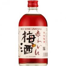 明石信红酒梅酒 500ml