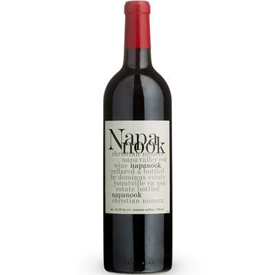 多明纳斯酒庄纳帕努克干红葡萄酒 Dominus Estate Napanook 750ml