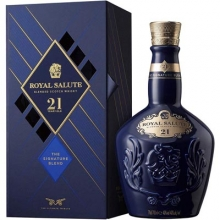 皇家礼炮21年调和苏格兰威士忌 Royal Salute 21 Years Old Blended Scotch Whisky 700ml